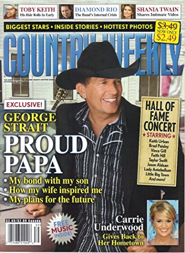 Country Weekly Magazine, September 28 2009 (Vol. 16, No. 33)