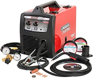 Lincoln Electric PRO-MIG 180 Welder 230-Volt MIG Flux-Cored Wire Feed