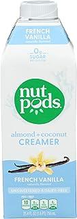 NUTPODS French Vanilla Creamer, 25.4 FZ