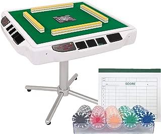 全自動麻雀卓 点数表示 AMOS JP-EX(アモス・ジェイピーイーエックス) ポーカーチップ+記録帳セット
