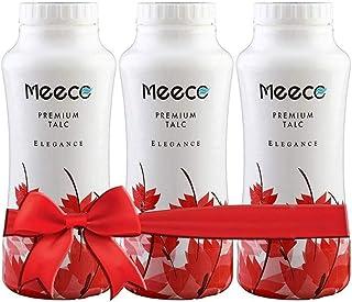Meena Meeco Premium Talc (Elegance) 150gm (BUY 2 GET 1 FREE)