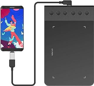 XP-Pen ペンタブ StarGシリーズ 携帯・スマホで使えるペンタブ 携帯Android6.0以上対応 StarG640S