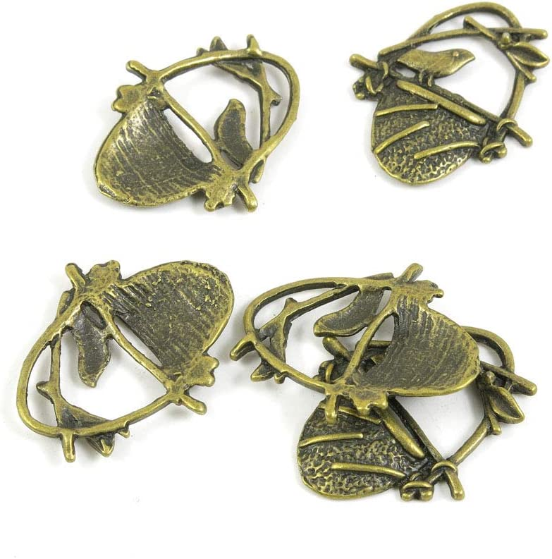 790 Sales of SALE items from new works Spasm price PCS Metal Antique Bronze Making Jewelry Color Charm Supplies