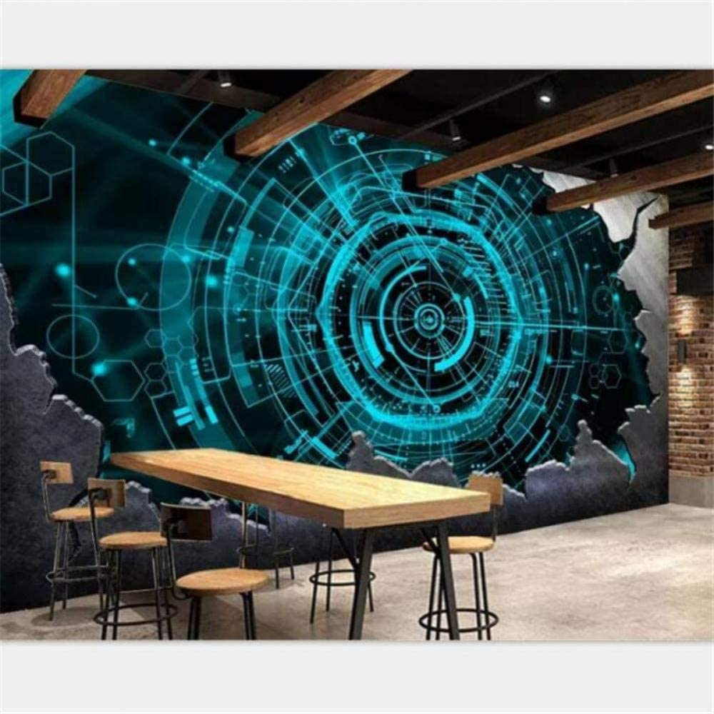 RTYUIHN Wallpaper Photo Branded goods Decoration Three-Dimensio Safety and trust 3D Living Room