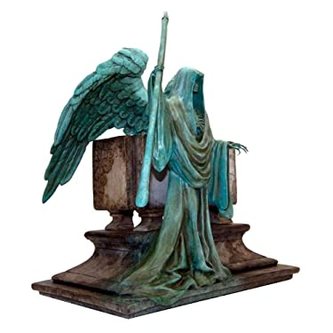 Factory Entertainment 408044 Harry Potter - Riddle Family Grave Limited Edition Desktop Sculpture, Green