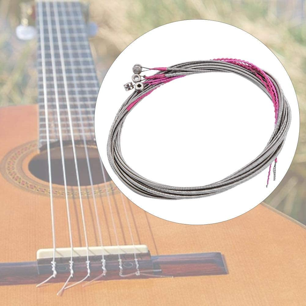 Animer and price revision High Tension Strings Stainless Steel Durabl Full Core Wire Superlatite Tone