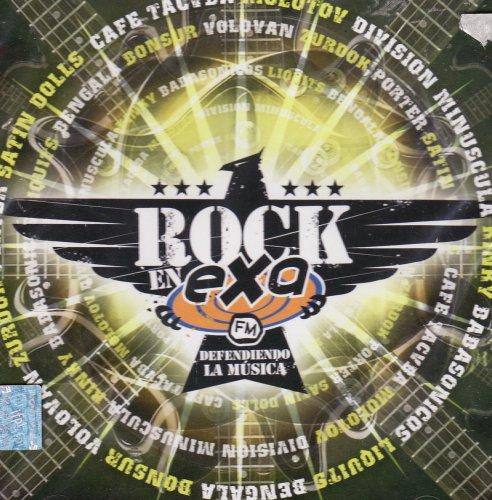 Rock En Exo [Varios Cd+Dvd]