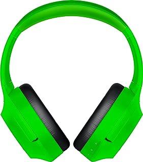 هدست Razer Opus X Wireless Low Latency: Active Noise Betting (ANC) - Bluetooth 5.0-60ms Latency Low - درایورهای 40 میلی متری تنظیم شده سفارشی - میکروفون های داخلی - سبز