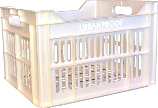 Urban Proof Bicycle Crate, Pearl