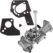 498298 Carburetor for Briggs & Stratton 498298 692784 495951 492611 490533 495426 130202 112202 112232 134202 137202 133212 Series 5HP Engine Carb Gasket Kit