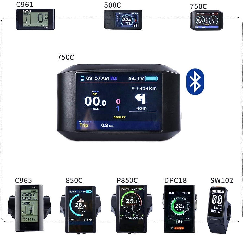 Bafang Mid Drive Display Mid Motor Control Panel 500C 750C 850C C961 C965 C18