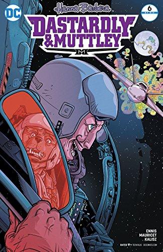 Dastardly & Muttley (2017-2018) #6 (English Edition)