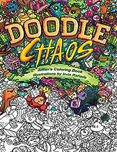Doodle Chaos: Zifflin's Coloring Book (Volume 3)