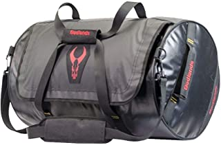 Badlands Travel Pack - Short Haul Heavy Duty Duffel Bag with Backpack Straps