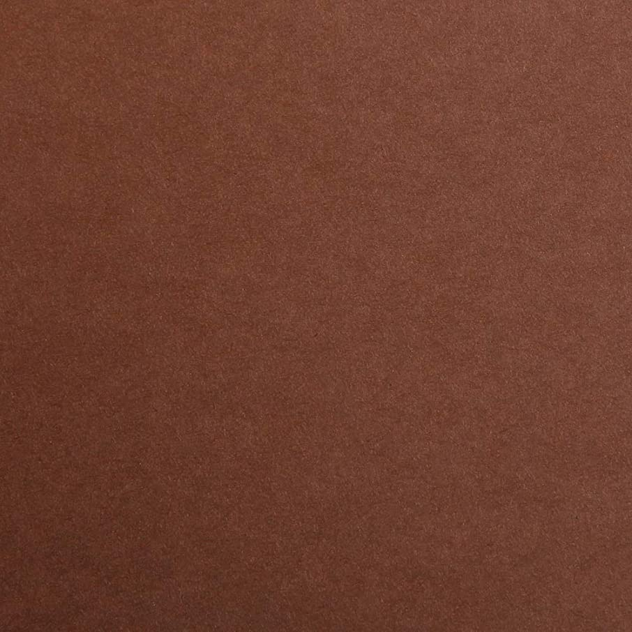 Clairefontaine Maya Coloured Smooth Drawing Paper, 270 g, A4 - Brown, Pack of 25 Sheets