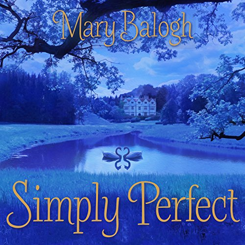 Simply Perfect audiobook cover art