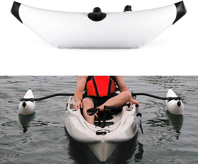 Shop Sport 2Pcs PVC Inflatable Boat Kayak Outrigger Canoe Boat Standing Float Stabilizer Standing Float Buoy