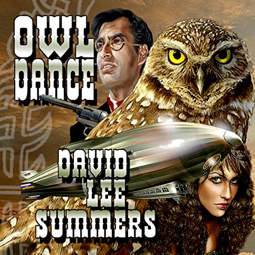Owl Dance audiobook cover art