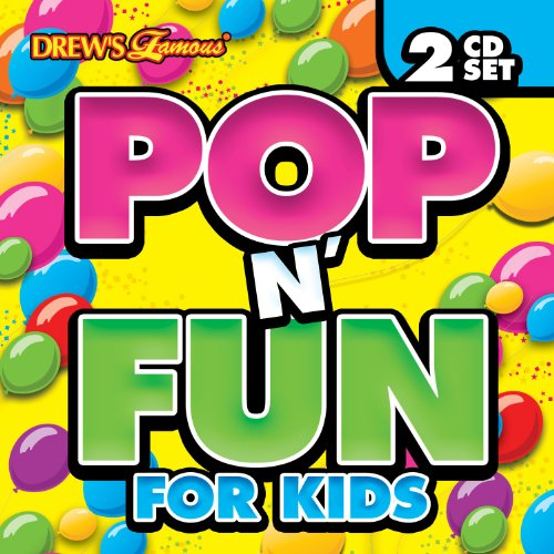 DF Pop N Fun For Kids 2 CD