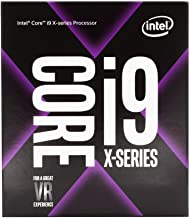 Intel Core i9-7900X X-Series Processor 10 Cores up to 4.3 GHz Turbo Unlocked LGA2066 X299..