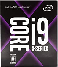 Intel Core i9-7900X X-Series Processor 10 Cores up to 4.3 GHz Turbo Unlocked LGA2066 X299 Series 140W