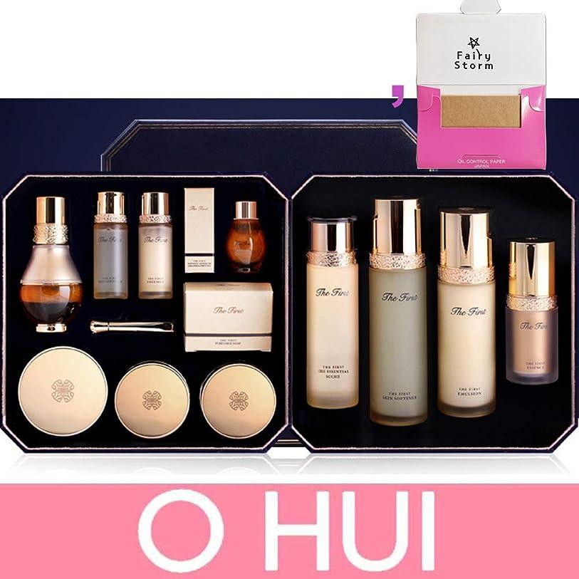 巡礼者ダイエットシャープ[オフィス/ O HUI] OHUI The First GENITURE Set / Skincare Full Set / オフィスよりファーストパース - ジSkincare Set + [Sample Gift](海外直送品)