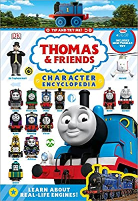 Best Thomas Character Encyclopedia