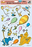 Eureka Dr. Seuss Oh The Places You'll Go ウィンドウステッカー (836079)