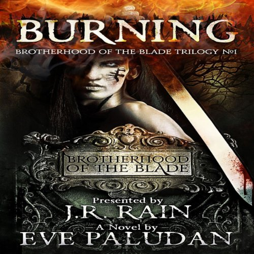 Burning cover art