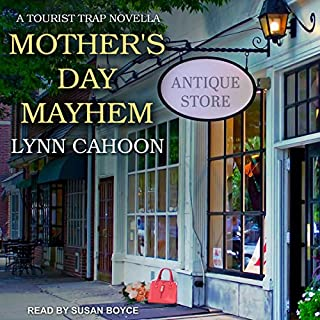 Mother's Day Mayhem cover art