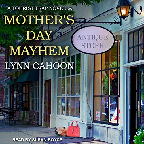 Mother's Day Mayhem audiobook cover art