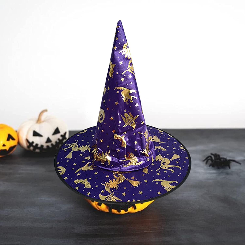 Codiea Halloween Hat Max 55% OFF Party Supplies Dress Makeup Outlet SALE Bronzing Ball U
