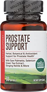 Whole Foods Market, Prostate Support, 60 ct