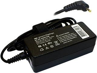 Power4Laptops Adaptador Fuente de alimentación portátil Cargador Compatible con ASUS EEE PC 1215B