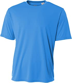 A4 Men's Cooling Performance Crew Short Sleeve Tee