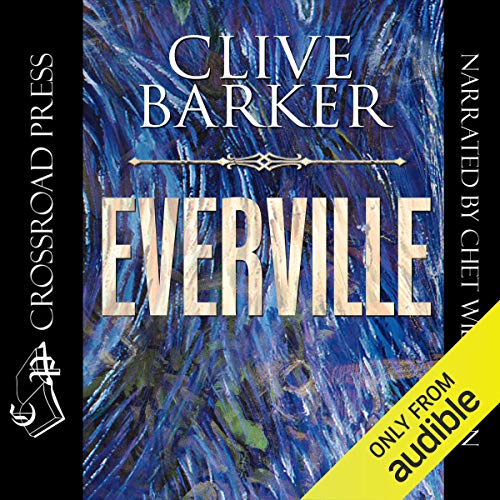Everville: The Second Book of 'the Art' cover art