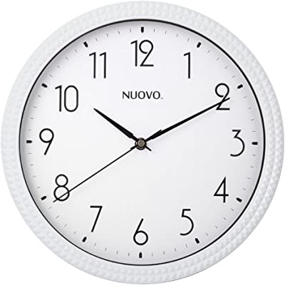 GAOHL Modern living room wall clock mute 12-inch home d¨¦cor ,