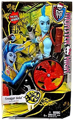 Monster High Finnegan Wake Doll