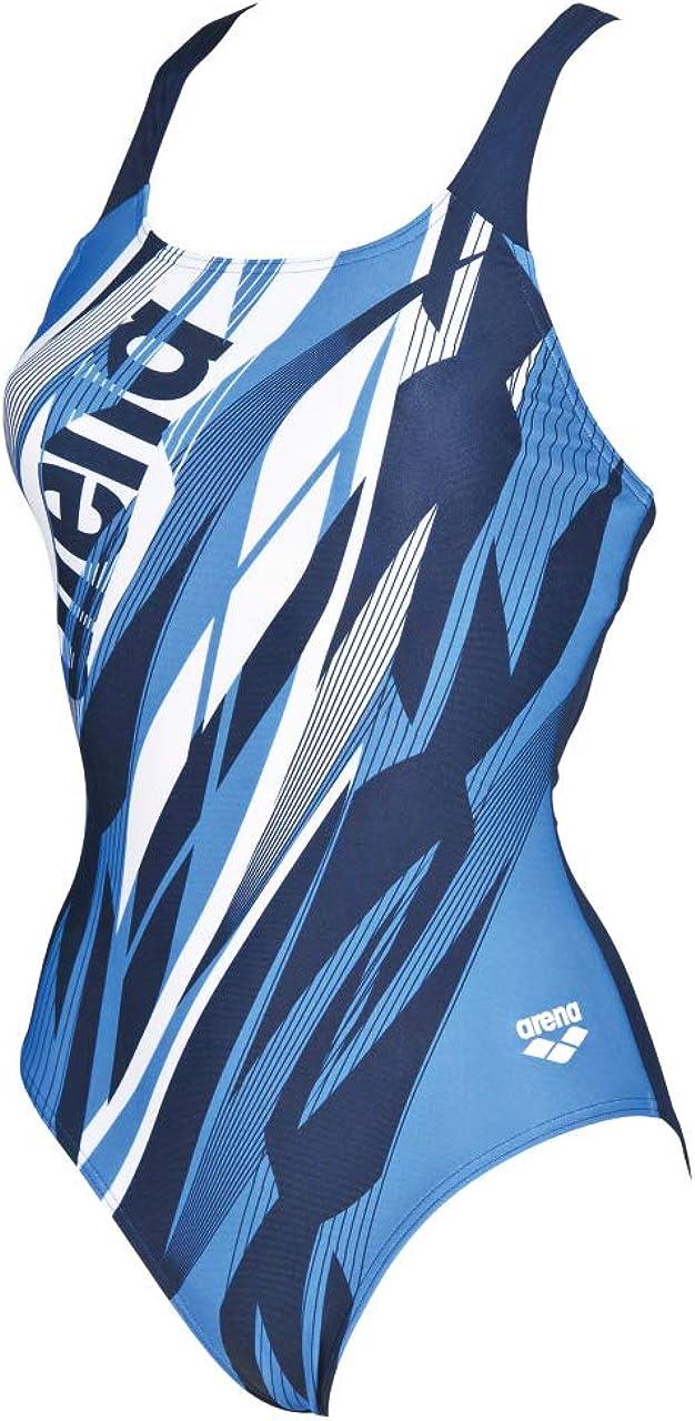 arena W Swim Pro One Piece L Maillot de Bain Sportif Femme Zephiro M