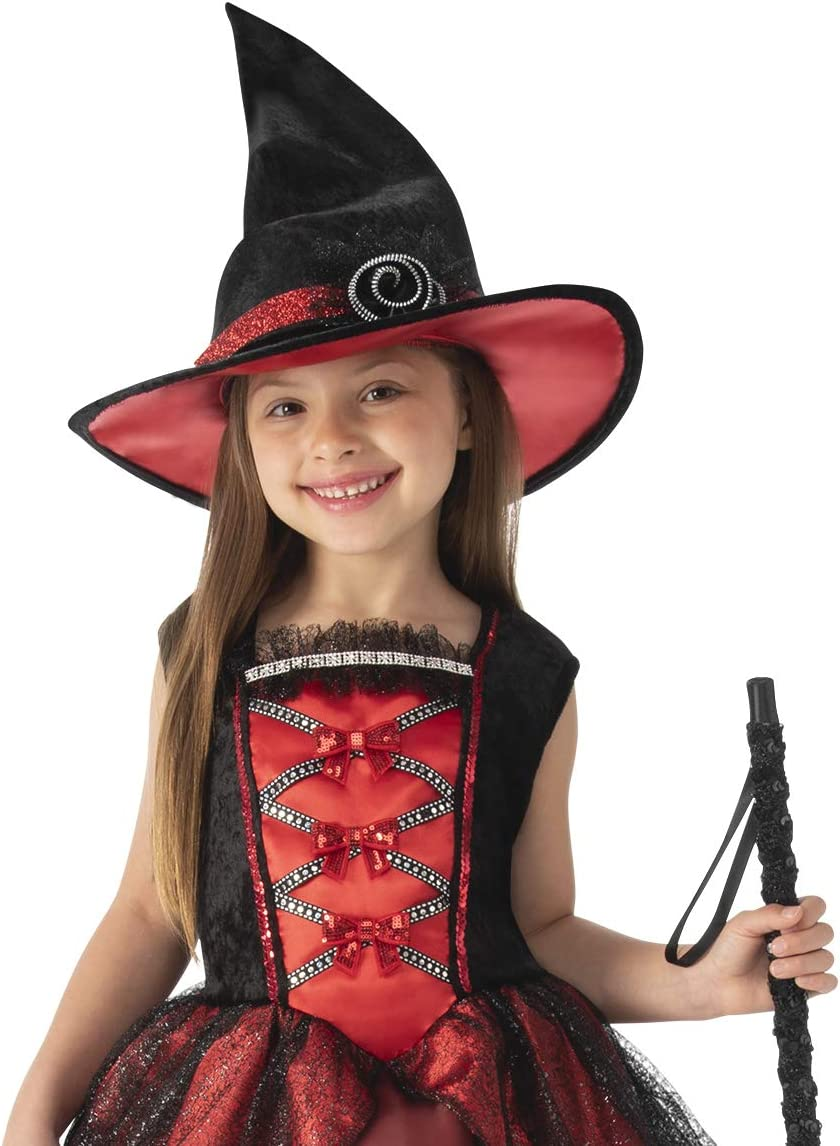 Rubies Girls Ruby Witch Costume Small