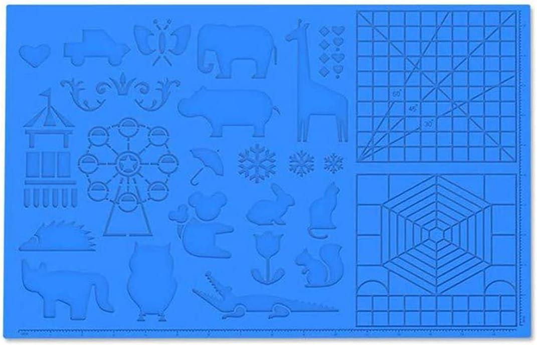 Caczmarek 3d 5 ☆ popular Pen Mat Printing P Low price Large Design Silicone