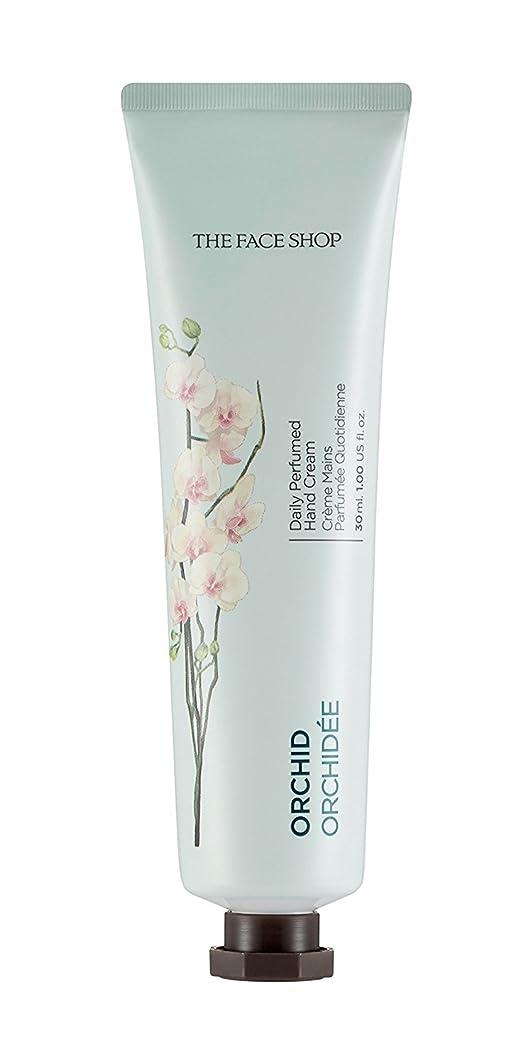 毎日株式以降[1+1] THE FACE SHOP Daily Perfume Hand Cream [09. Orchid] ザフェイスショップ デイリーパフュームハンドクリーム [09.オーキッド] [new] [並行輸入品]