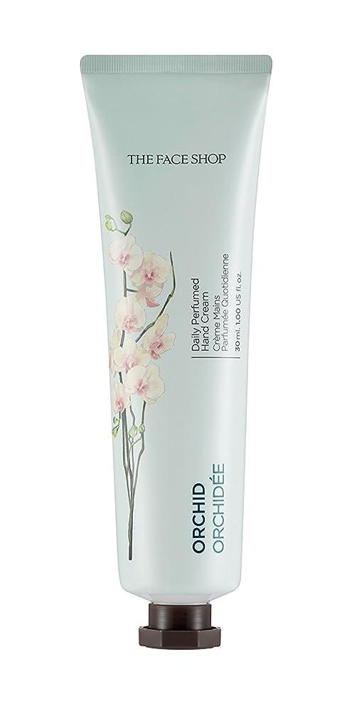 アクティブドキュメンタリー信条[1+1] THE FACE SHOP Daily Perfume Hand Cream [09. Orchid] ザフェイスショップ デイリーパフュームハンドクリーム [09.オーキッド] [new] [並行輸入品]