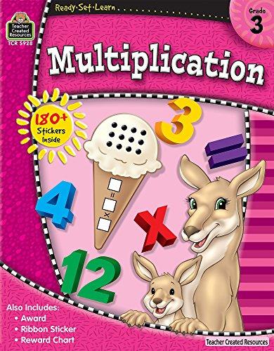 Ready-Set-Learn: Multiplication Grd 3