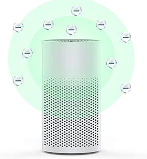 Purificador de aire para dormitorio Mini purificadores de aire de escritorio para el hogar Purificador de aire HEPA con fi...