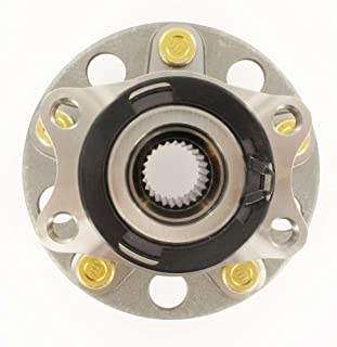 Note: FWD One Bearing Included with Two Years Warranty 2008 fits Mini Cooper Front Wheel Bearing and Hub Assembly