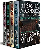 The Sasha McCandless Series: Volume 2 (Books 4-5.5)