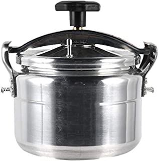 Pressure cooker household large capacity pressure soup pot aluminum alloy multifunctional hot pot 3-9L Suitable for induct...