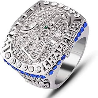 AJZYX Replica Championship Ring for 2013 Super Bowl Seattle Seahawks Gift Collectible Ring Size 9-12