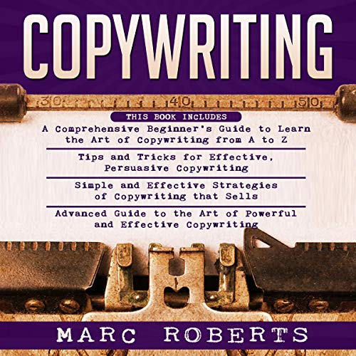 Copywriting: 4 in 1 Audiobook By Marc Roberts cover art